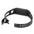 Q-D68 Bluetooth Incoming Call Vibrate Alert Bracelet - Black