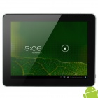 "DONGPAD ROCO3 9,7 ""емкостный экран Android 4,1 Dual Core Tablet PC W / TF / Wi-Fi / Camera - Silver"