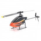 Walkera Genius CP V2 Rechargeable 6-CH 2.4GHz Radio Control R/C Helicopter w/ DEVO 6S - Black