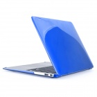 "Enkay E-BM-AIR13 Protective PC Case für MacBook Air 13,3 ""- Transparent Blue"