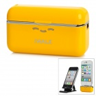iWalk tragbare 1500mAh External Battery Charger für iPhone 4S / 4 / iPod Touch + More - Yellow
