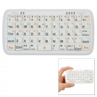 PK-001 5000mAh Power Bank with Mini 54-Key Bluetooth Keyboard for Iphone 5