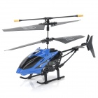 F1204 Rechargeable 2.5-CH IR Remote Control R/C Helicopter - Blue