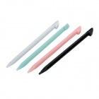 Plastic Screen Styluses for 3DSXL / 3DSLL (4 PCS)