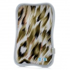 Protective Neoprene Sleeve Bag for Samsung Galaxy Note II / S III - White + Olive + Khaki
