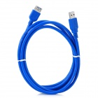 High Speed USB 3.0 Male to Female Extension Cable - Blue (185cm)