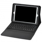 Protective PU Leather Case for iPad Mini Bluetooth Keyboard - Black
