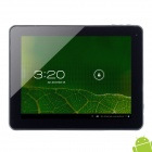 "DONGPAD ROCO2 9,7 ""Android 4,1 емкостный экран Dual Core Tablet PC W / TF / Wi-Fi / Camera - Silver"