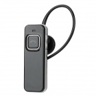 X-088 Bluetooth v3.0 Headset w/ Microphone - Black + Silver