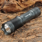 Torch Light W611 Cree XPG-R5 LED 240LM 3-Mode White Light Flashlight - Grey (1 x AA / 1 x 14500)