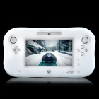 TYW_1226 Protective Silicone Soft Case Cover for Nintendo Wii U - White
