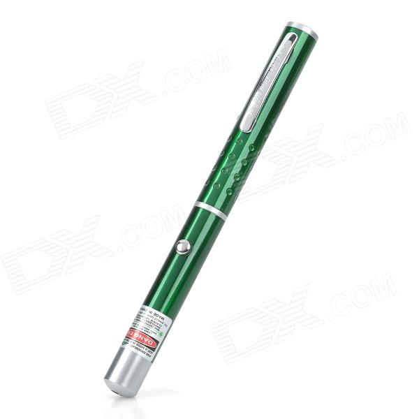 031 5mW 532nm Green Laser Pointer - Green (2 x AAA)
