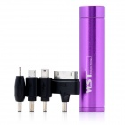 WST-Q9I 2800mAh Emergency Mobile Power Battery Charger w/ AC Power Adapter for iPhone / Cellphone