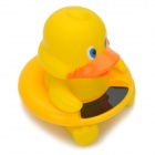 "HQS-H105 Cute Duck Style 1.5"" Screen Water Temperature Gauge - Yellow"