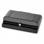 8-Pin Lightning Charging Dock Station for iPad Mini - Black