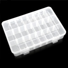 24-Compartment Free Combination Plastic Storage Box for Hardware Tools / Gadgets