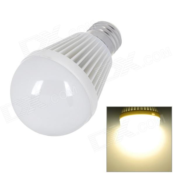 QP507 E27 5W 400lm 3300K Warm White 1-SMD 2835 LED Light Bulb - White (100~240V)