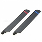 Walkera V120D02S HM-V120D02S-Z-01 Replacement Main Rotor Blades - Black (Pair)