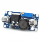 M1201 DC 3~40V to 1.25~35V Adjustable Step-Down Converter Voltage Regulator - Blue