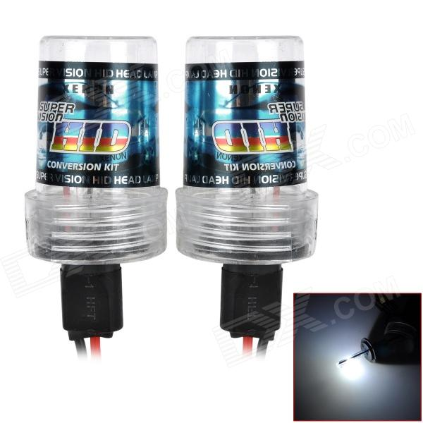 TanYue H7 35W 12000K 3200lm HID Xenon Lamps w/ Ballasts Kit (DC 12V / 2 PCS)