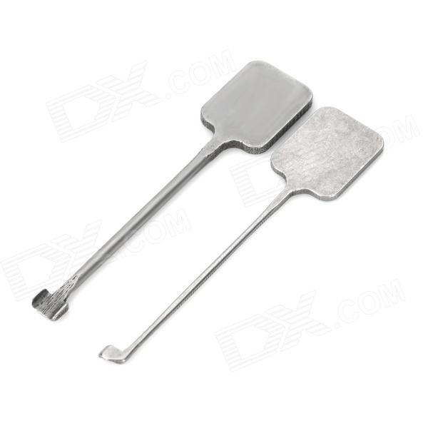 Quick Lock Open Tool - Silver (2 PCS)