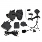 DK118-800 Bluetooth V2.0 + EDR Interphone Motorcycle Helmet Intercom Headset