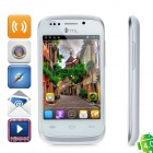 "THL A1 Android 4.0 GSM Smartphone w/ 3.5"" Capacitive Screen, Quad-Band, Wi-Fi and Dual-SIM - White"