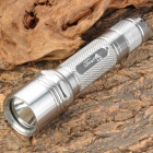 UltraFire WF-504B SSC Z7 750lm 3-Mode White Flashlight - Silver (1 x 18650)