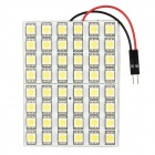 8.64W 48-5050 SMD LED Car Reading / Interior / Dome Light w/ T10 / BA9S / Festoon 31~41mm Connectors