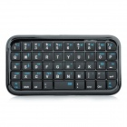 LS-BK989 Mini Bluetooth v3.0 Wireless 49-Key Keyboard w/ Holder / Protective Case for Iphone 5