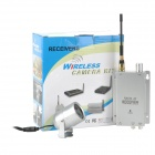 Wireless 1.2GHz RF 12-IR Night-Vision Weatherproof Security Surveillance Camera w/AV Receiver (PAL)