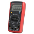 "UNI-T UT39E 2.6"" LCD Digital Voltage Current Measurement Multimeter - Red + Dark Grey (1 x 6F22)"