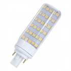 G24 6W 30-5050 SMD LED 420lm 3500K Warm White Light Bulb