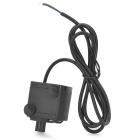 6971 Brushless Mute Water Pump - Black (DC 6~12V)