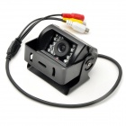 Large Vehicle/Truck Parking/Reversing 18-IR Night Vision Rear View Camera (NTSC/DC 12V)