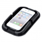 Universal Anti-skid PVC Stand Holder Pad for Mobile Phone / GPS - Black