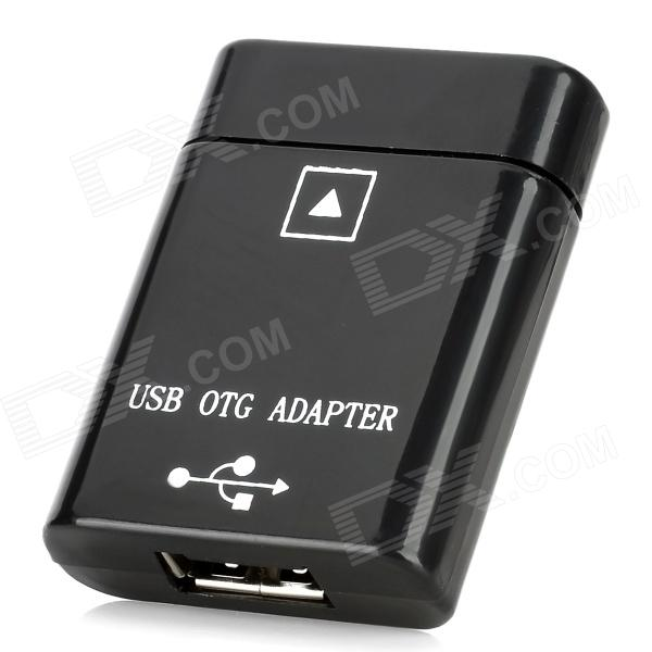 USB OTG Adapter for ASUS Eee Pad TF300T / TF201 / TF101 / TF700T / TF300 / TF301 + More - Black максим артемьев почему