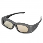 Gonbes G05-A 3D Active Shutter IR & Bluetooth Glasses for TV - Black