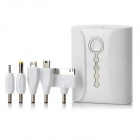 YX-7800 5.3V 7800mAh Rechargeable External Battery Pack for iPhone / Nokia / Samsung + More - White