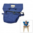 Baby Sack'n Seat Safety Belt - Dark Blue
