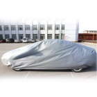 UV Protection PEVA Car Cover - Silver (Size L)