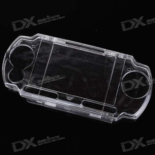 Crystal Protective Case for PSP 3000 (Translucent)