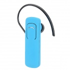 V12 Handsfree Bluetooth V3.0 Headset - Blue