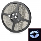 Waterproof 54W 3600lm 300-SMD 4040 LED Cool White Light Flexible Lamp Strip - White (500cm / DC 12V)