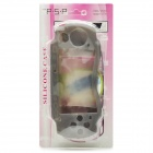 Silicone Protective Case for PSP 3000/2000 (Grey)