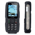 "Sonim S9 GSM Bar Phone w / 2,0 ""LCD-Bildschirm, Quad-Band, Dual-SIM-Karte und FM - Black"