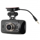 "CUBOT GS8000Pro 5.0MP 2.7"" 16:9 LCD Car DVR 1080P with GPS / Google Map / HDMI / AV OUT / TF - Black"