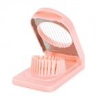 WH1207 Kitchen Egg Cutter - Pink