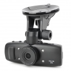 "CUBOT GS1000 5.0MP 1.5"" TFT Display Wide Angle Car DVR 1080P w/ HDMI / GPS / G-sensor - Black"