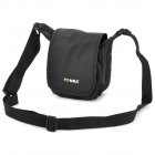 TONBA GT-19 Portable Mini Waterproof Hand / Shoulder Bag for Nikon MILC Camera - Black